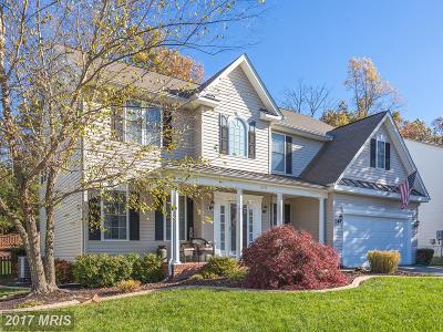 Fredericksburg Single Family Home For Sale: 10915 Jarvis Court
