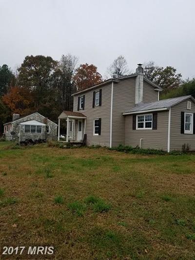Spotsylvania Rental For Rent: 6707 Marye Road