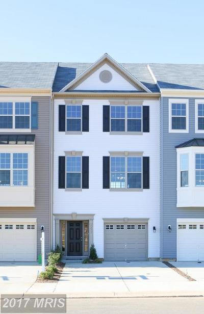 Spotsylvania Townhouse For Sale: 2233 Champions Way