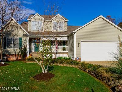 Fredericksburg Single Family Home For Sale: 11801 Arbor Glen Drive