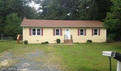 Spotsylvania Rental For Rent: 10704 Meadowlark Lane