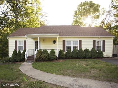 Fredericksburg Single Family Home For Sale: 7010 Soulier Lane