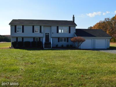Spotsylvania Single Family Home For Sale: 12508 W. Catharpin Road
