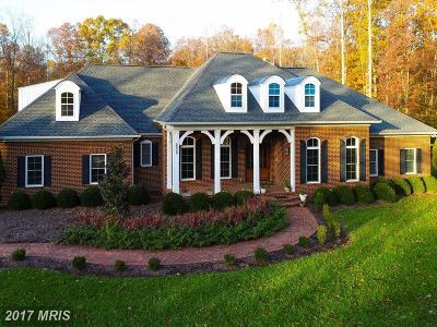 Spotsylvania Single Family Home For Sale: 9909 Angle Way