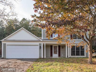 Fredericksburg Single Family Home For Sale: 5906 Chadwick Court