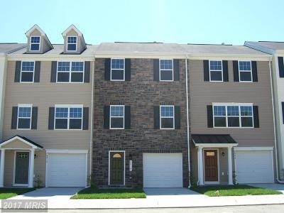 Fredericksburg Townhouse For Sale: 2208 Mallard Landing Drive