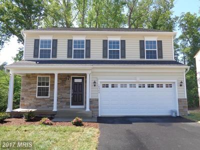 Spotsylvania Single Family Home For Sale: 10304 Bluebird Lane