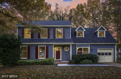 Fredericksburg Single Family Home For Sale: 3809 Raynold Court