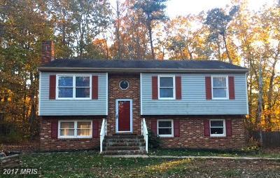 Spotsylvania Rental For Rent: 11308 Wilderness Park Drive