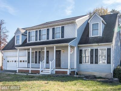 Fredericksburg VA Single Family Home For Sale: $274,890