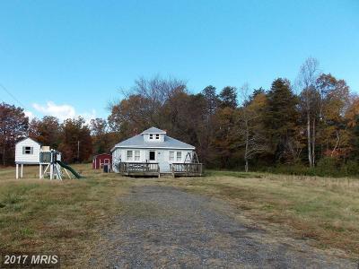 Beaverdam VA Single Family Home For Sale: $119,900