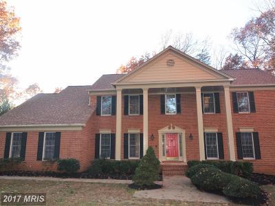Spotsylvania Single Family Home For Sale: 12310 Stuarts Flank Court