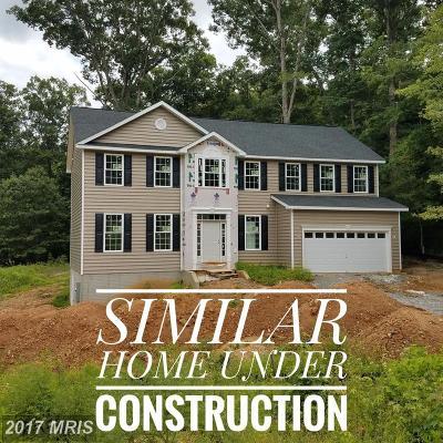 Spotsylvania Single Family Home For Sale: Lot 3 Taylor Ridge Way
