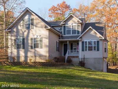 Spotsylvania Single Family Home For Sale: 8711 Boulevard Of The Generals