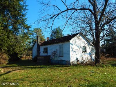 Spotsylvania Single Family Home For Sale: 11900 Post Oak Road