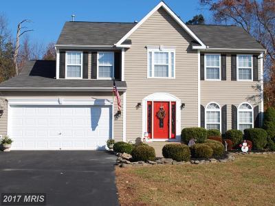 Spotsylvania Single Family Home For Sale: 10005 Chesney Drive