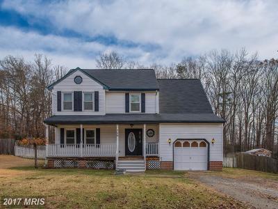 Spotsylvania Single Family Home For Sale: 309 General Drive