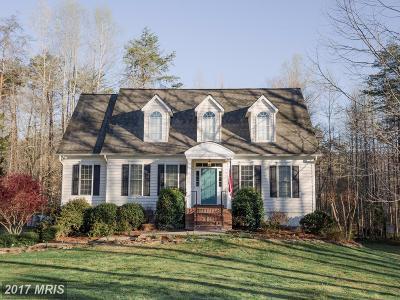 Spotsylvania Single Family Home For Sale: 11201 Cinnamon Teal Drive