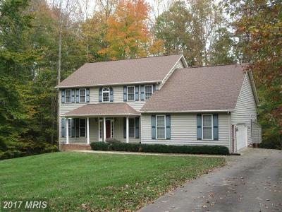 Spotsylvania Single Family Home For Sale: 8909 Old Block House Lane