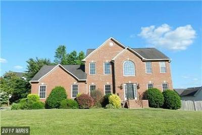 Fredericksburg VA Single Family Home For Sale: $305,000