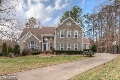 Spotsylvania Single Family Home For Sale: 11408 Meade Point