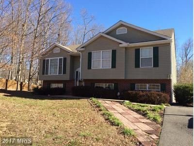 Spotsylvania Single Family Home For Sale: 10601 Eden Brook Drive