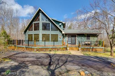 Orange Single Family Home For Sale: 7301 Sugar Hollow Road