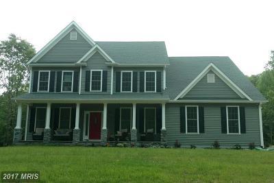 Spotsylvania Single Family Home For Sale: 11302 Radcliff Terrace