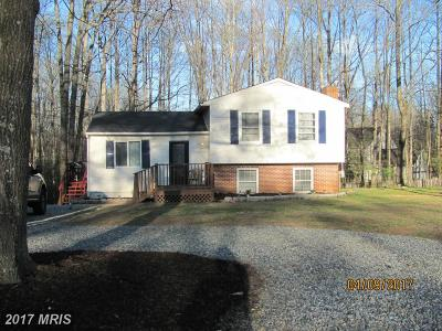 Spotsylvania Single Family Home For Sale: 8821 Old Block House Lane