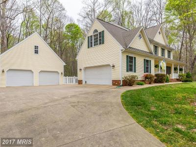 Spotsylvania Single Family Home For Sale: 9012 Judiciary Drive