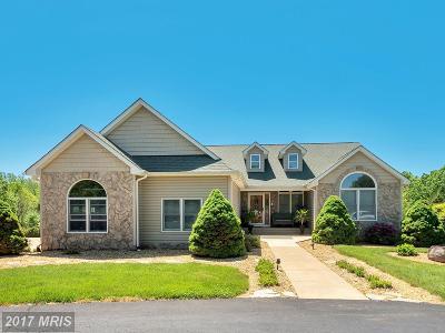 Spotsylvania Single Family Home For Sale: 13620 Black Meadow Road