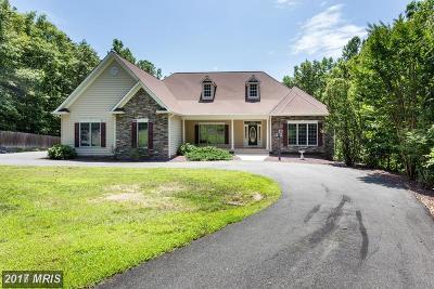 Fredericksburg Single Family Home For Sale: 4304 Saratoga Trail