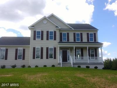 Spotsylvania Single Family Home For Sale: 6814 Thornbrook Lane