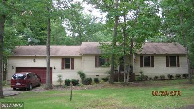 Spotsylvania Single Family Home For Sale: 13119 Platoon Drive
