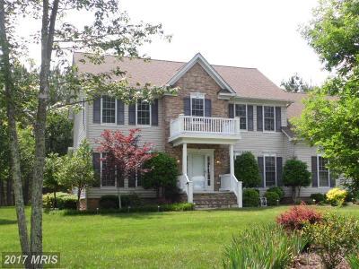 Spotsylvania Single Family Home For Sale: 10510 Wildbrooke Court