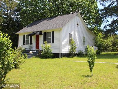 Spotsylvania Single Family Home For Sale: 9521 Lawyers Road