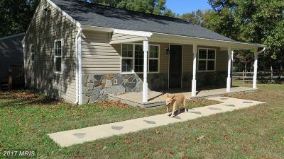 Spotsylvania Single Family Home For Sale: 10300 Mill Pond Road
