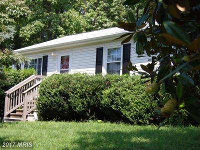 Fredericksburg Single Family Home For Sale: 407 Cleveland Court