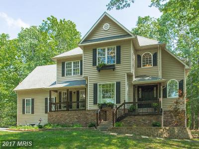 Fredericksburg Single Family Home For Sale: 8213 Twelfth Corps Drive