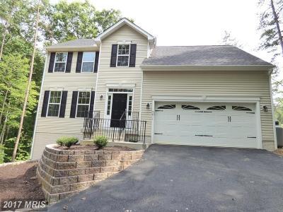 Spotsylvania Single Family Home For Sale: 9811 Catharpin Road