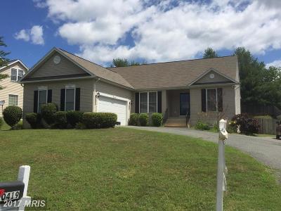 Spotsylvania Single Family Home For Sale: 10419 Woodlake Court
