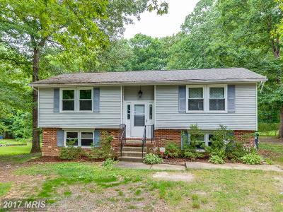 Spotsylvania Single Family Home For Sale: 408 Marc Drive