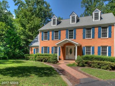 Spotsylvania Single Family Home For Sale: 8001 Beau Court
