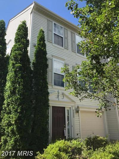 Fredericksburg Townhouse For Sale: 7000 Plush Court