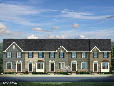 Spotsylvania Townhouse For Sale: 1004 Rosecrans Lane