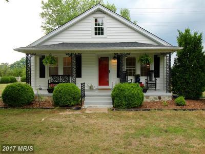 Spotsylvania Single Family Home For Sale: 6312 Brokenburg Road