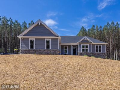 Spotsylvania Single Family Home For Sale: Pamunkey Rd