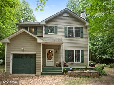 Fredericksburg Single Family Home For Sale: 39 Rallye Lane
