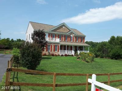 Stafford Single Family Home For Sale: 54 Equestrian Drive