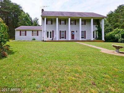 Fredericksburg Single Family Home For Sale: 9 Walnut Grove Drive